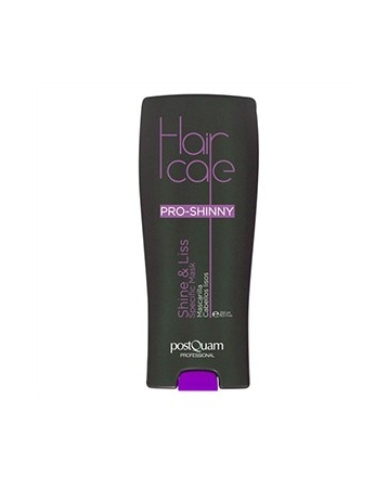 Masque lissant Shine & Liss