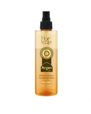 Spray après shampoing Biphase à l'huile d'argan