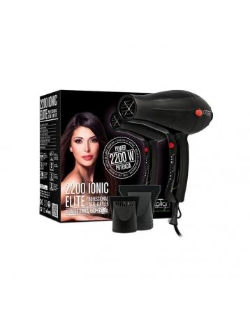Sèche cheveux professionnel 2200 Ionic Elite - Italian Design