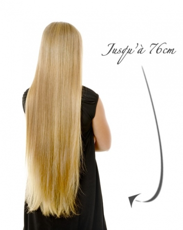 Extensions de cheveux naturels Easy Loops sur-mesure