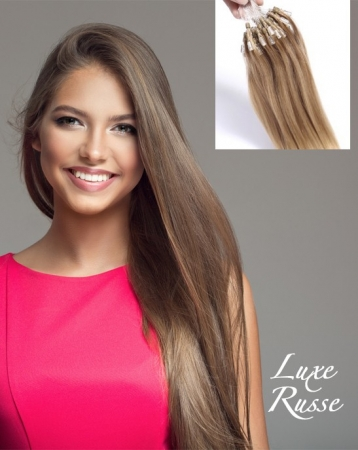Extensions de cheveux russes à Loops - Luxe