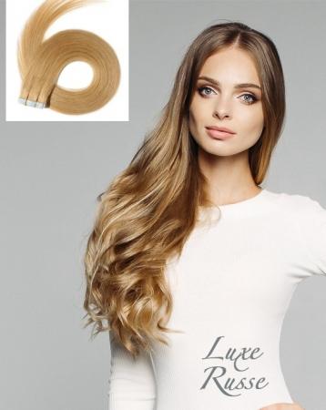 Extensions de cheveux Russes à bandes adhésives - Luxe