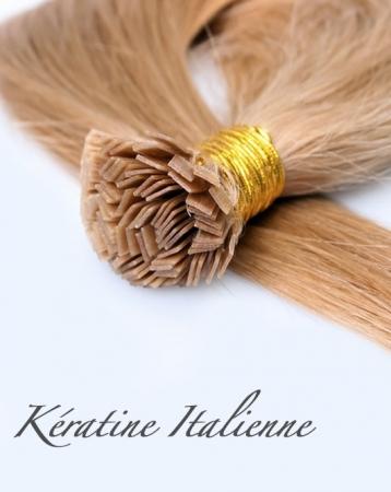Extensions de cheveux à Kératine - Exclusive